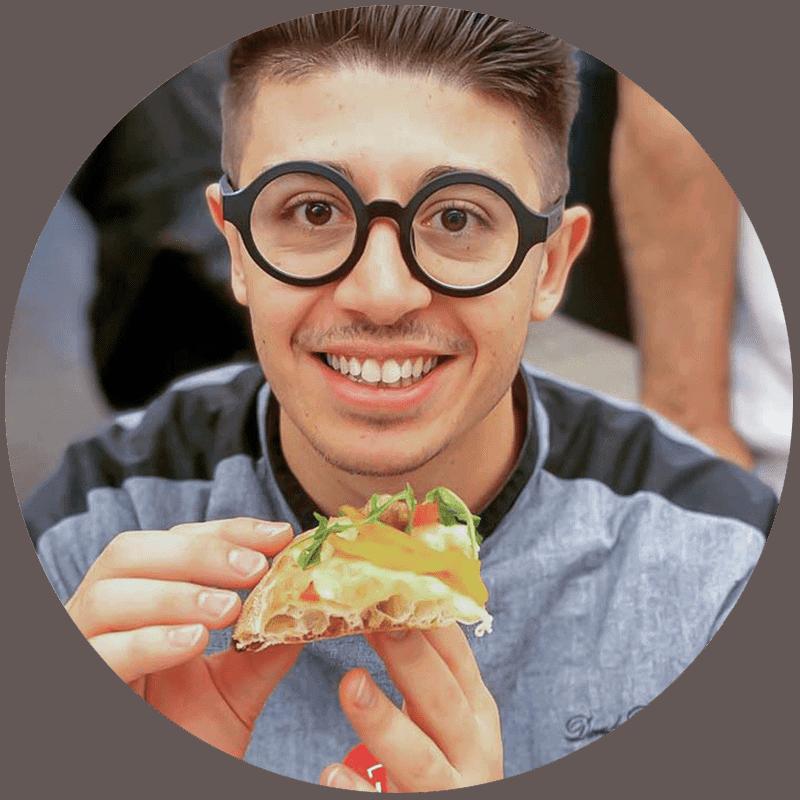 Davide D'Eramo Pizza Chef
