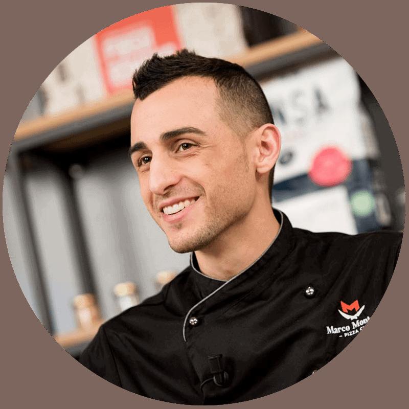 Marco Montuori Pizza Chef